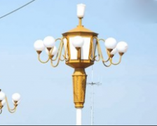 太阳能中华灯